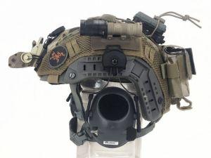 Accesorios de seguridad para casco de visión nocturna
