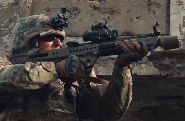 General Dynamics presenta por primera vez un revolucionario sistema de armas