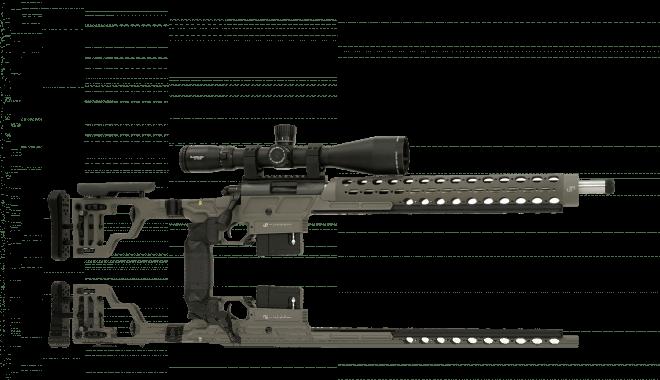 Vudoo Gun Works agrega el JP APAC a la linea Apparition