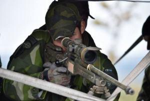 Nuevo sistema de armas de francotirador de calibre múltiple para las fuerzas armadas suecas