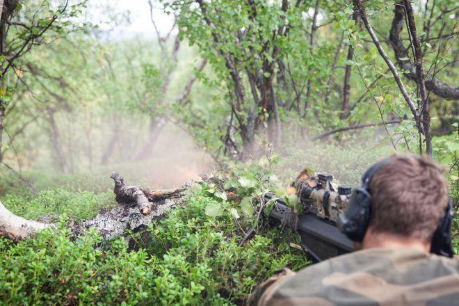 Francotiradores de Finnmark (Noruega)