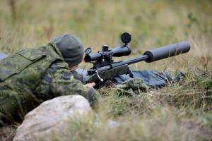 Estás muerto a 3.871 yardas: la historia interna de la matanza de mayor alcance de francotiradores