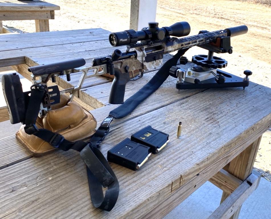 SIG SAUER anuncia nuevo fusil y calibre Bolt – SIG CROSS & 277 SIG FURY