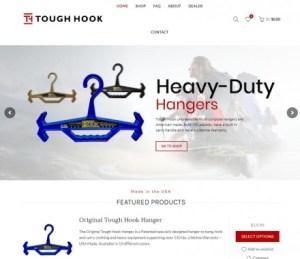 Tough Hook – Nueva marca y sitio web