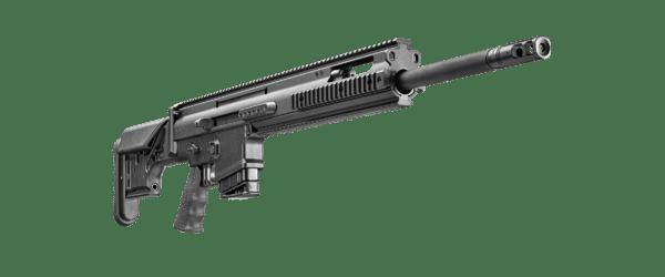 CREEDMOOR SCAR – FN anuncia nuevos calibres y colores