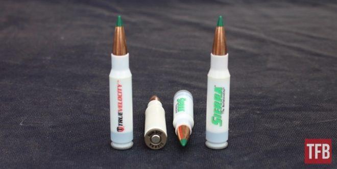 True Velocity y Sierra Bullets introducirán municiones comerciales con carcasa de polímero