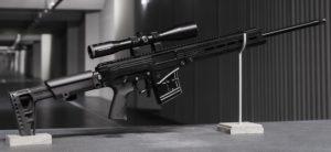 Kalashnikov lanza la versión civil del rifle de francotirador Chukavin llamado MR1