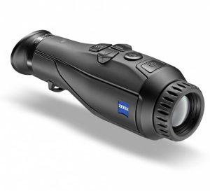 La primera cámara de imagen térmica de ZEISS: la DTI 3/35