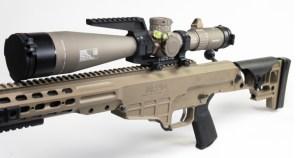 Leupold Mark 5HD seleccionado por el programa de rifle de francotirador de precisión del ejército