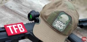 El ajuste de muesca CG-Hat de Milspec Monkey