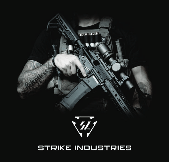 CATÁLOGO STRIKE INDUSTRIES 2020
