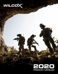 Catálogo Wilcok 2020