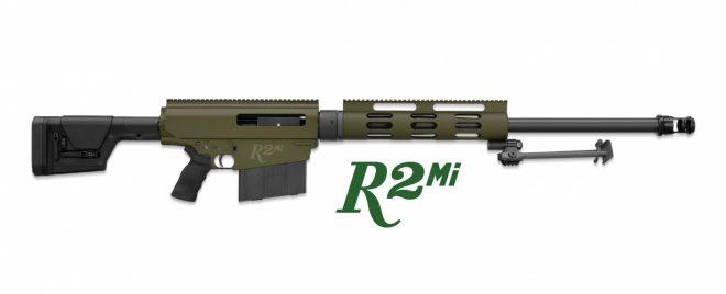 NUEVO Star Destroyer! Remington R2Mi 50 BMG Rifle de cerrojo