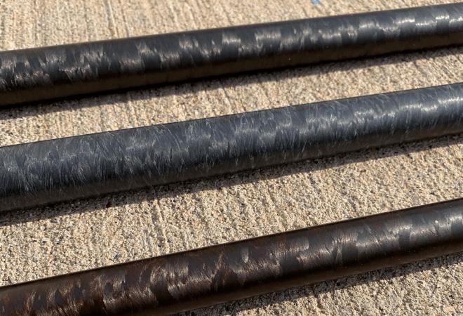 Bartlein Barrels se convierte en fibra de carbono