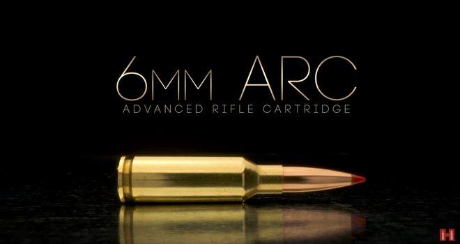 Hornady anuncia un nuevo contendiente en Caliber Wars: 6mm ARC
