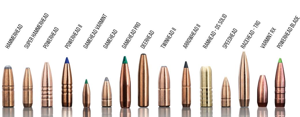 Bullet Database con más de 3900 proyectiles