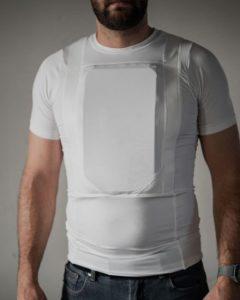 Premier Body Armor ofrece  armaduras ocultas personalizadas en camisas Tru-Spec