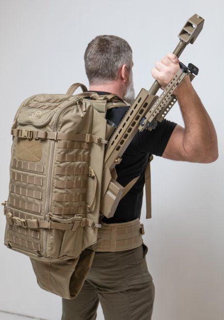 Nuevo sistema de transporte de rifle de francotirador / DMR de Vorn Defense