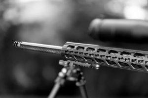 Helix 6 cañones de fibra de carbono preajustados de precisión para rifle de precisión Ruger