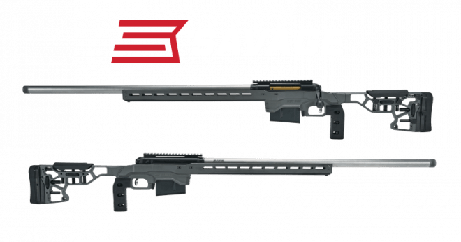 Savage Arms 110 Elite Precision disponible como versión para zurdos