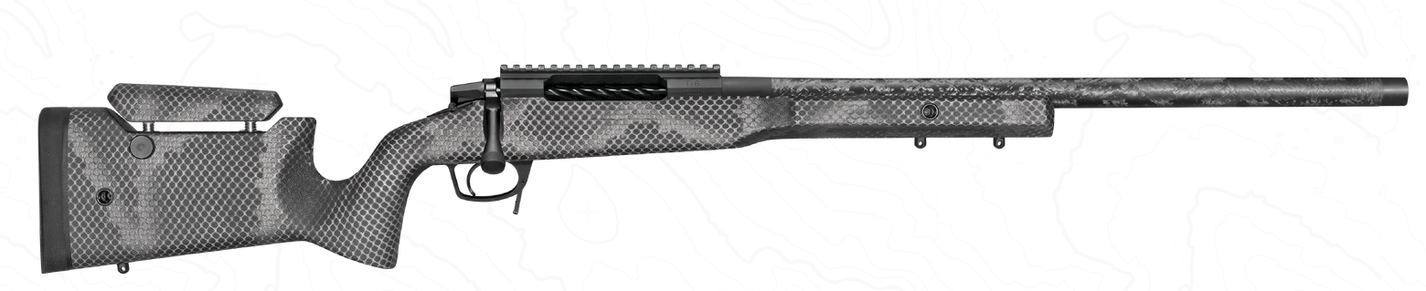 PROOF Research presenta el rifle táctico de precisión de largo alcance Conviction Ti
