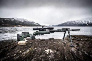 Nuevo bípode de GRS Riflestocks en Noruega