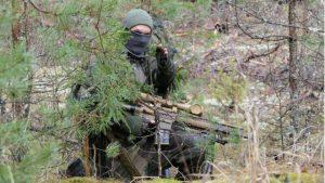 Entrenamiento de francotiradores de las fuerzas especiales alemanas en Lituania (Fotos-Videos)