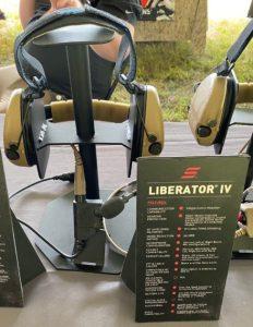 Safariland's TCI Liberator IV