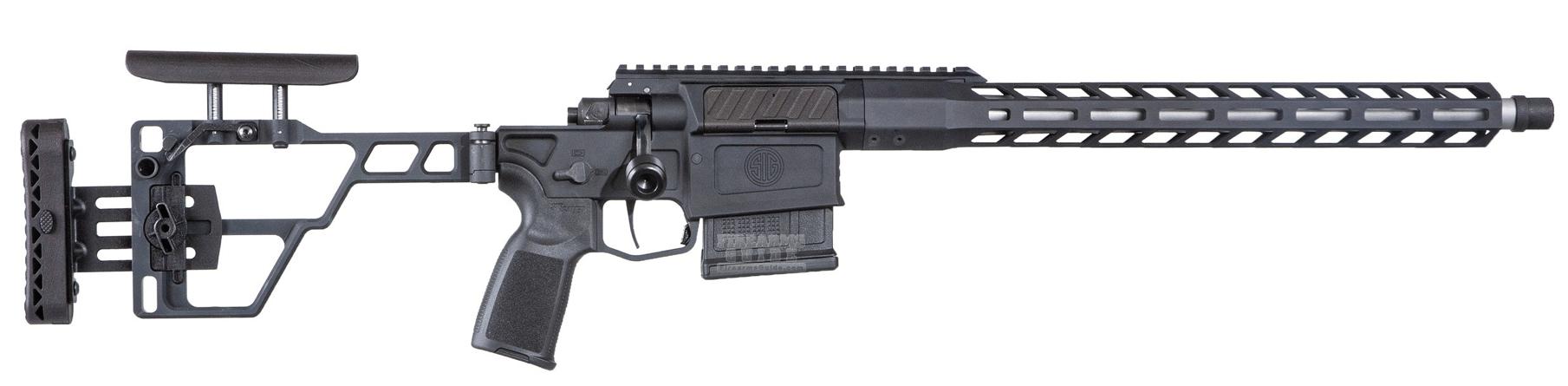 Fusiles de Precisión del 2020 de  Calibres 270 Winchester-277 Fury-28 Nosler-280 Ackley mejorado