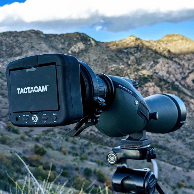 La nueva cámara de detección Spotter LR de TACTACAM