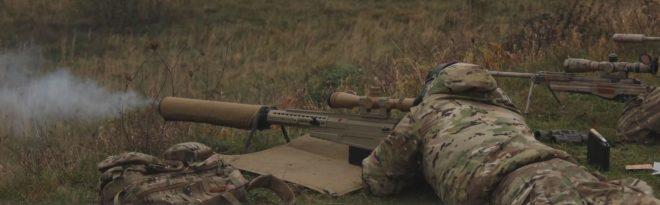 Rifle de francotirador danés AI AX50