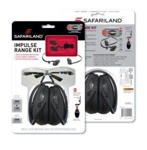 Safariland presenta el nuevo kit de gama Impulse para una protección completa