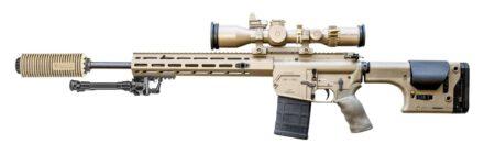 Rifle de francotirador Canada Fields C20