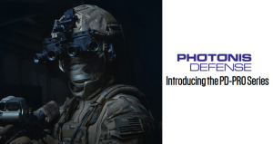 Photonis anuncia la nueva visión nocturna PD-PRO, que incluye quads