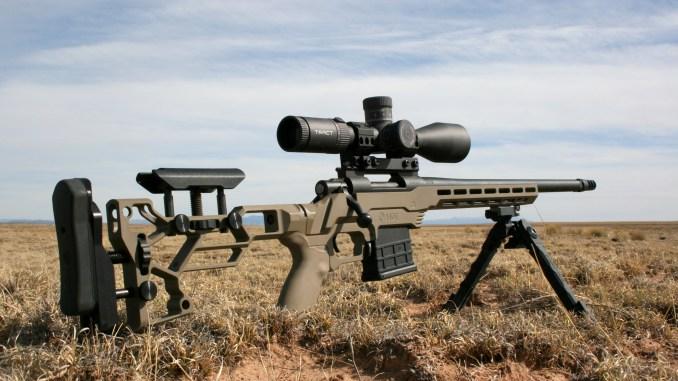 VISDOR TRACT TORIC 4-20X50 UHD 30 mm
