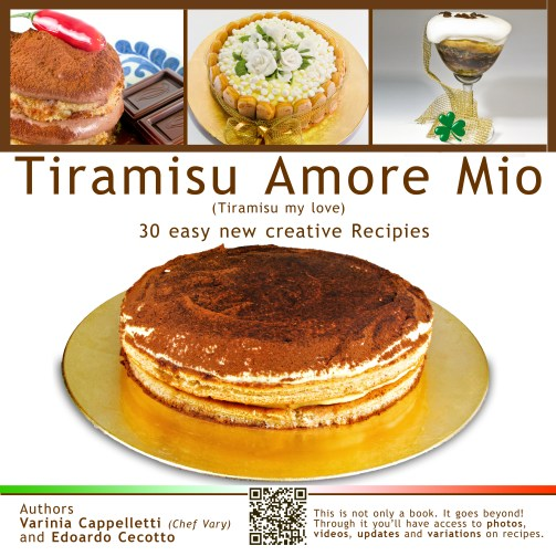 Tiramisu cookbook