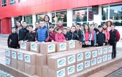 Klubi Shpresa ndihmë në Shoqatën Kombëtare të Jetimëve