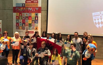 """Nxënësit e kolegjit """"Turgut Özal"""" shkëlqejnë në Owlypia – The Intellectuals' Challenge 2019 në Angli"""
