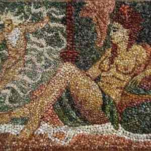 Danae sipas mitologjise, Erieta Gajtani