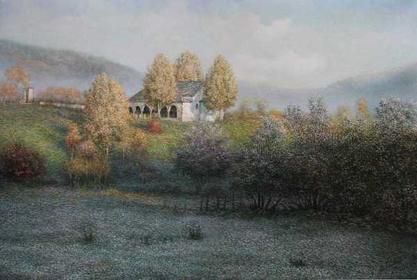 Autumn Frost, Lazar Taci