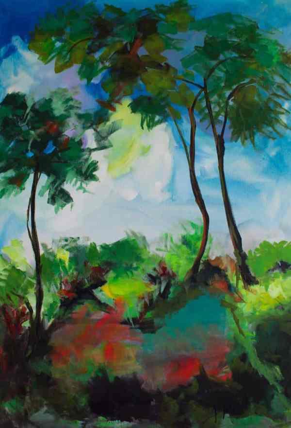 Cikli peisazhi im, Aferdita Myrtaj