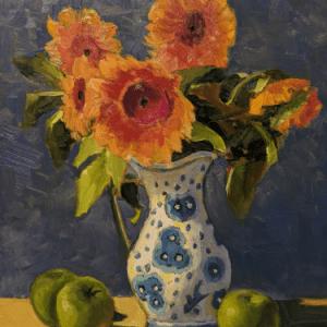 Three apples, Geront Agimi