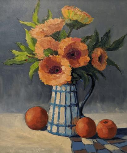 Three oranges, Geront Agimi