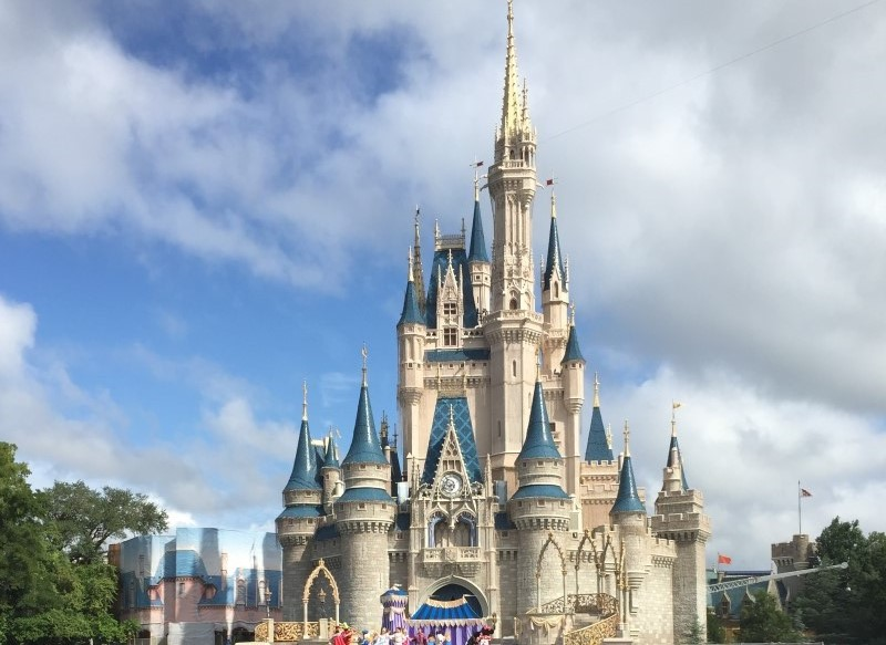Nasci no mesmo dia que o Magic Kingdom foi inaugurado