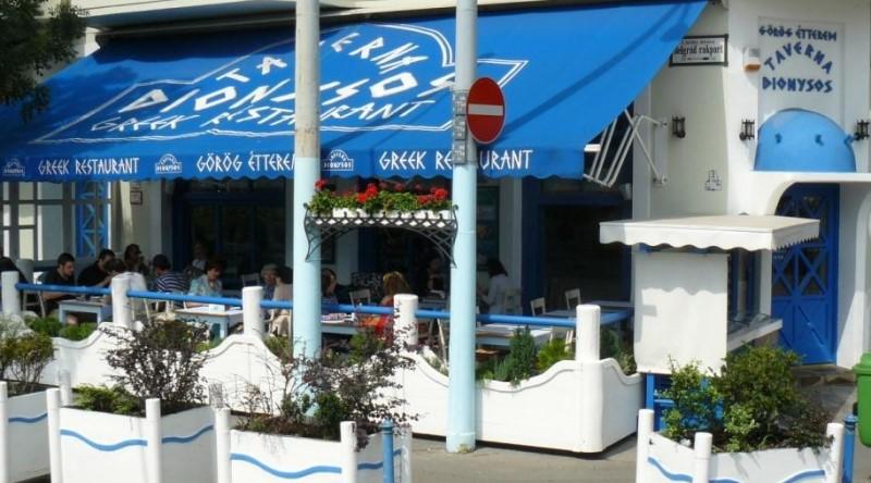 Guest Post: Taverna Dionysos - Restaurante Grego em Budapeste