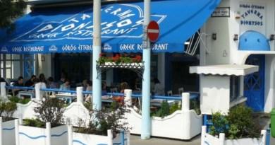Guest Post: Taverna Dionysos – Restaurante Grego em Budapeste