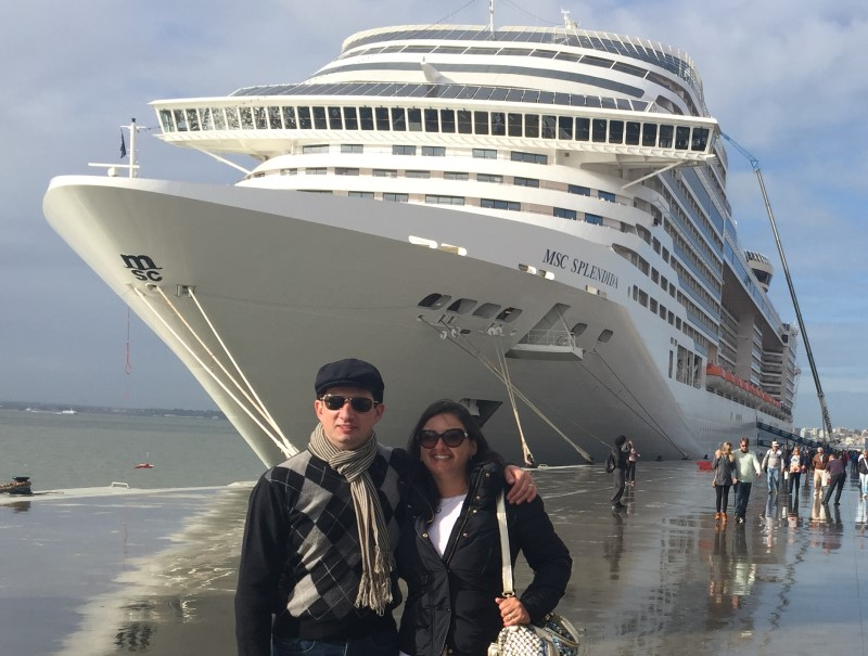 Proibida a circulação de Navios de Cruzeiro de Grande Porte em Veneza