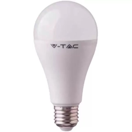 LED Крушка - 9W E27 A60 Термо Пластик VY-2099