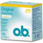 O.B PROcomfort нормал 8 памучни