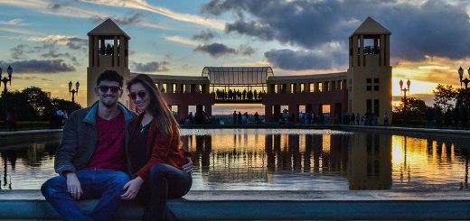 Parque Tanguá, Curitiba, parques em curitiba, pôrs do sol